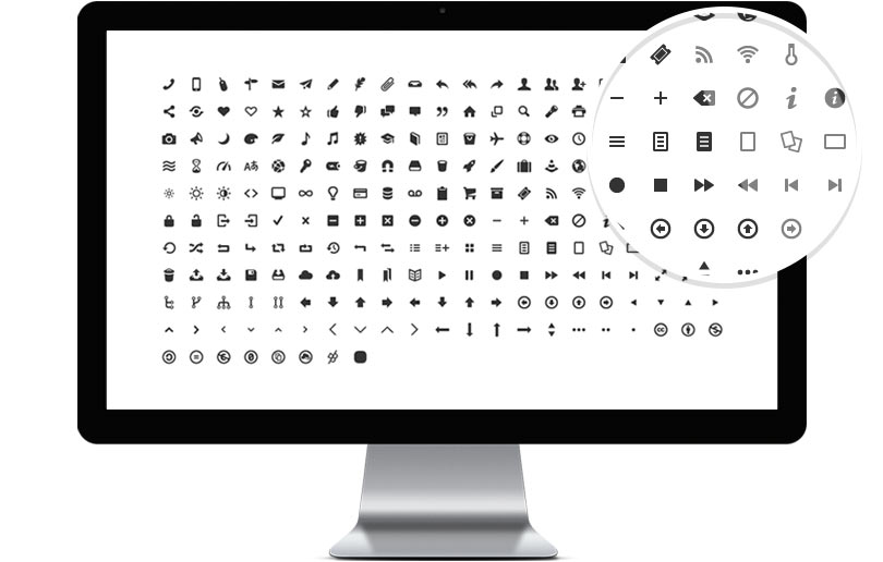 Font-Awesome-Icons